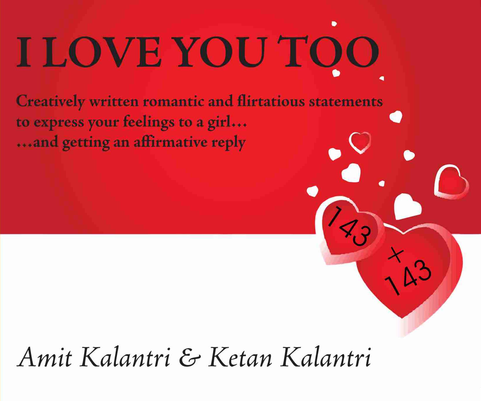 Leadstart Publishing I Love You Too