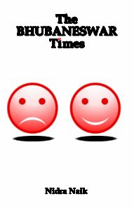 The Bhubneshwar Times - Nidra Naik