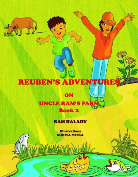 Reuben's Adventure On Uncle Ram Farms - Ram Halady
