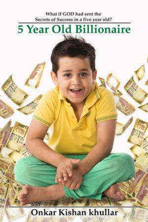 5 Year Old Billionaire - Online Book